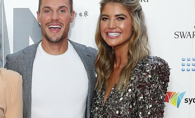 EXCLUSIVE: Love Island winners Josh and Anna admit to feeling body image pressure in the Villa