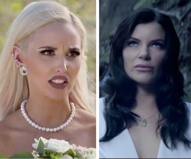 Elizabeth isn't making friends in the new season of *MAFS*.