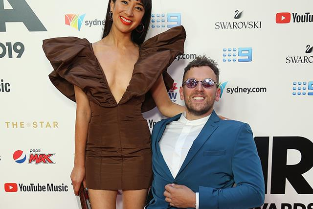 EXCLUSIVE: Dylan Alcott defends Prince Harry and Duchess Meghan at the 2019 ARIA Awards