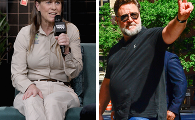 How Terri lrwin is helping Russell Crowe with his body transformation