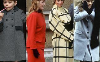 Queen Elizabeth, Duchess Catherine, Princess Charlotte
