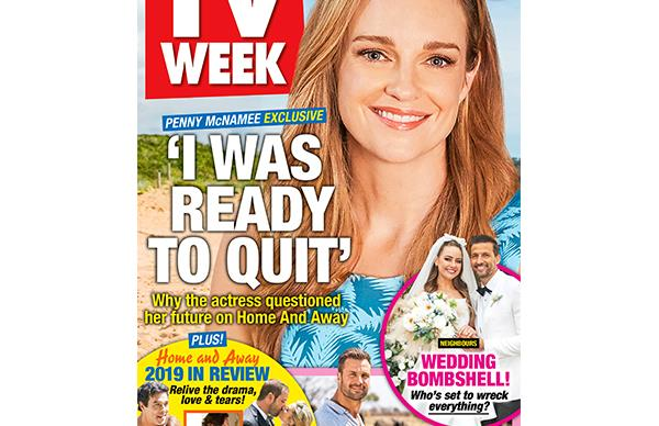 Enter TV WEEK Issue 49 Puzzles Online