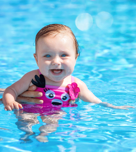 Parents urged to check pool safety as toddlers are most at risk of drowning