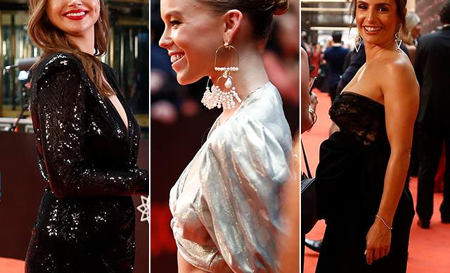 Dripping in glamour: All the best looks from the 2019 AACTAs red carpet