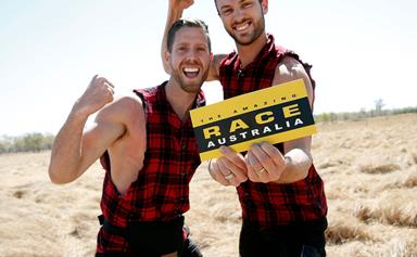 Newlyweds Tim and Rod Crowned the Winners of The Amazing Race Australia