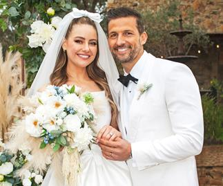 Chloe and Pierce tie the knot in a dramatic episode of Neighbours