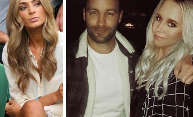 "Jimmy Bartel's new girlfriend Lauren Brand posts gushy tribute to her man: ""I love you!"""