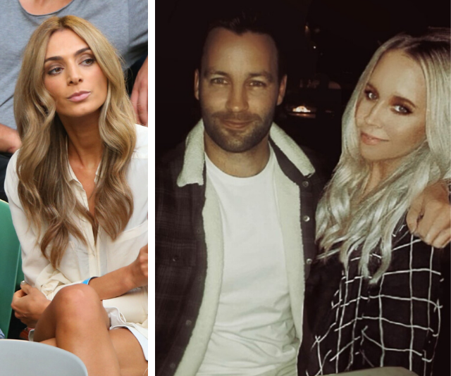 "Jimmy Bartel's new girlfriend Lauren Brand posts gushy tribute to her man: ""I love you!"""