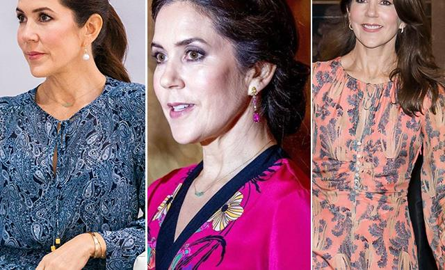 Crown Princess Mary puts her best fashion foot forward on her solo trip to Indonesia