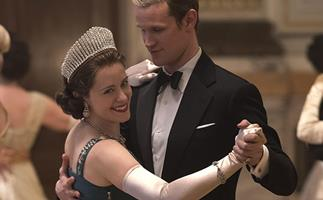 The Crown stars Matt Smith and Claire Foy spark dating rumours