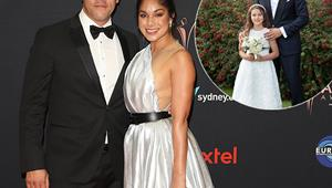 EXCLUSIVE: James Stewart shares sweet details about daughter Scout's role in his wedding to Sarah Roberts