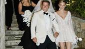 Karl Stefanovic and Jamine Yarbrough share new photos to celebrate their first wedding anniversary