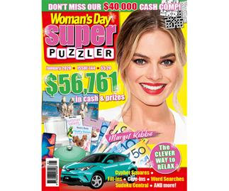 Woman's Day Superpuzzler Issue 144 Online Entry