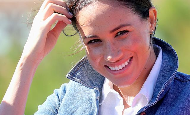 Unseen photo of Duchess Meghan volunteering before she became a royal revealed