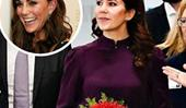 Crown Princess Mary stuns royal watchers in a chic new look - and she's wearing Kate Middleton's go-to accessory