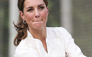 Duchess Catherine spotted taking tennis lessons - and the kids are with her!
