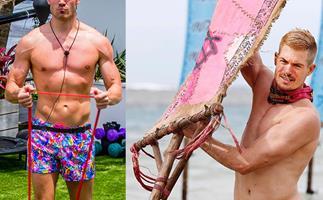 Love Island's Matthew Zukowski and Survivor's Matty Wahlberg are going head to head in a wrestling match