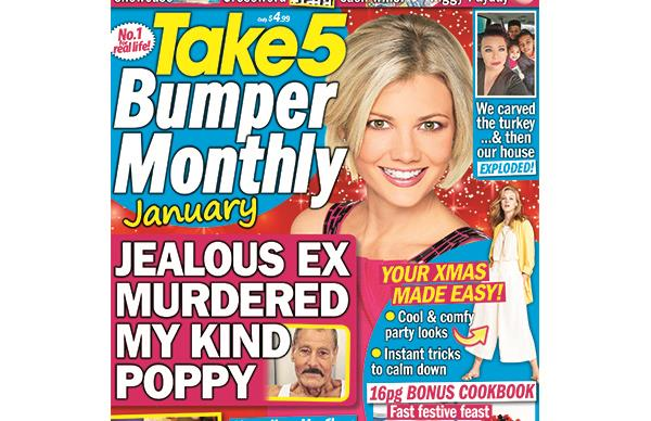 Take 5 Bumper Monthly January Issue Online Entry