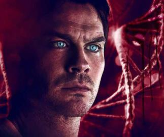 V Wars star Ian Somerhalder on returning to the world of vampires and the joys of working with his wife Nikki Reed