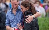 Royally smitten: Duchess Catherine & Prince William's PDA moments are subtle, yet significant