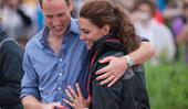 The look of love! Duchess Catherine and Prince William's cutest PDA moments