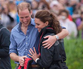 Royally smitten: Duchess Catherine and Prince William's cutest PDA moments as they celebrate nine years of marriage
