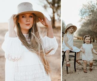 A national campaign transformed this drought-stricken designer's brand - now, she's launching a collection based on her experience
