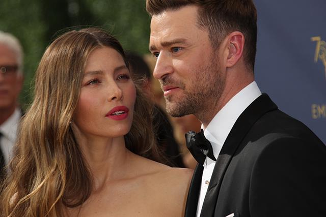"""Jessica Biel encouraged Justin Timberlake to make his public apology and was """"embarrassed"""" by his actions"""