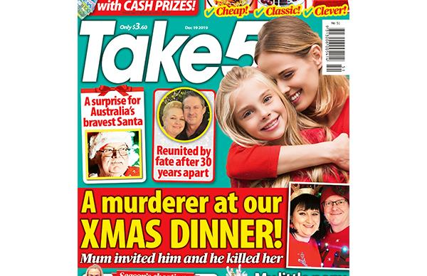 Take 5 Issue 51 Online Entry Coupon