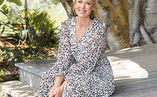 EXCLUSIVE: Lisa Curry on why she can't wait for more grandchildren and still being in the honeymoon phase with her husband