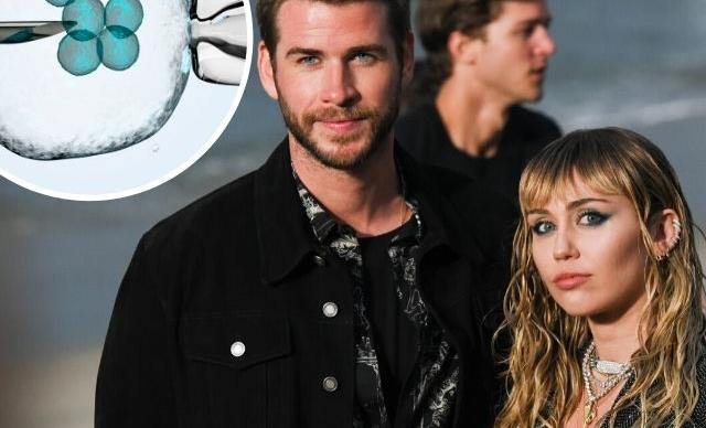 EXCLUSIVE: Miley Cyrus and Liam Hemsworth battle for their unborn babies