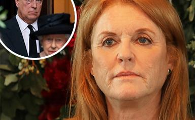 Sarah Ferguson finally speaks out about the Prince Andrew scandal in a rare interview