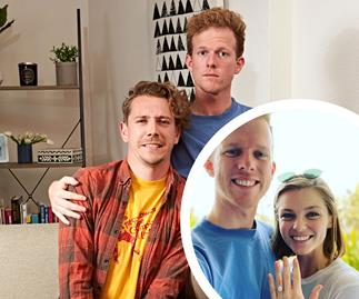 Congratulations are in order! Gogglebox Australia's Adam Densten is engaged