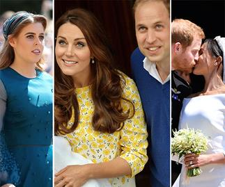 Monumental weddings, explosive interviews and two family members quit: The royal events that gripped the world this decade