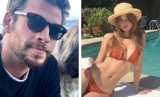Move over, Madison! Meet Liam Hemsworth's newest rumoured fling following split from Miley Cyrus