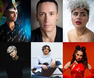Meet the 10 artists competing in Eurovision – Australia Decides 2020