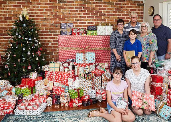 Real life: Take 5 deserving family 2019: We saved Christmas