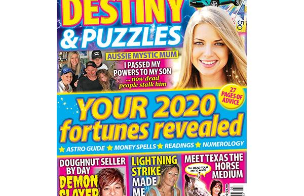 Take 5 Destiny & Puzzles Online Entry Coupon