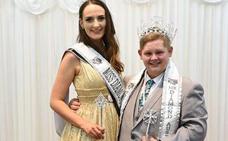Real life: My son is a pageant king and I couldn't be prouder