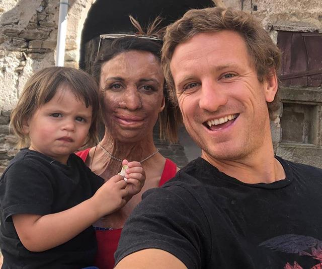 EXCLUSIVE: Turia Pitt reveals her Christmas plans with partner Michael and son Hakavai
