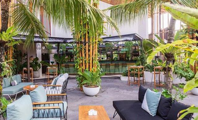 Botanica Seminyak Bali best restaurants