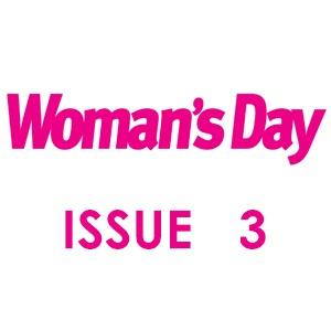 Enter Woman's Day Issue 3 puzzles online!