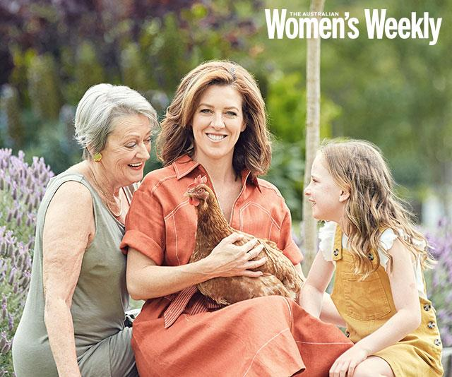EXCLUSIVE: The Project's Gorgi Coghlan on how family helped her through a divorce and her mum's cancer