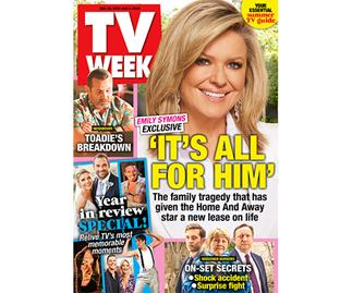 Enter TV WEEK Issue 52 Puzzles Online