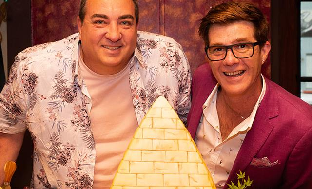 EXCLUSIVE: Gogglebox star Wayne Mott celebrates turning 50 and receives exciting news!