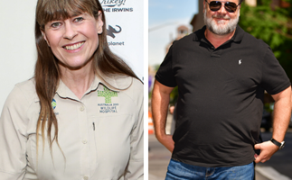 Inside Terri Irwin and Russell Crowe's love nest