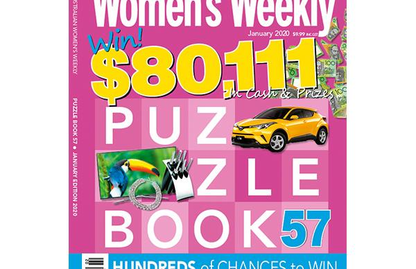 The Australian Women's Weekly Puzzle Book Issue 57