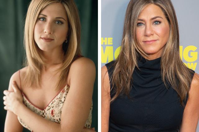 Jennifer Aniston's plastic surgery transformation