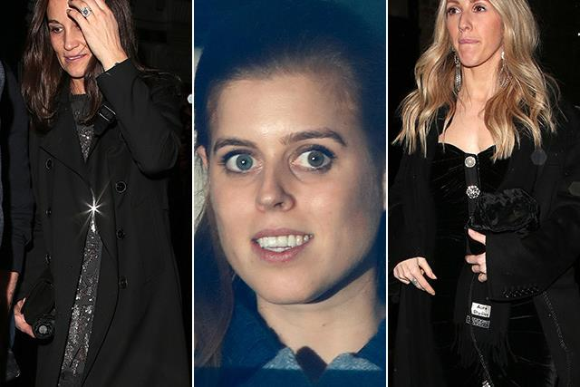 Princess Beatrice throws her official engagement party - and it's packed with A-listers