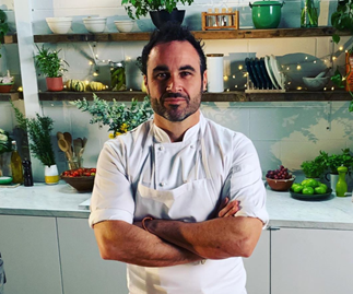Miguel Maestre opens up about the dark side of life in the kitchen
